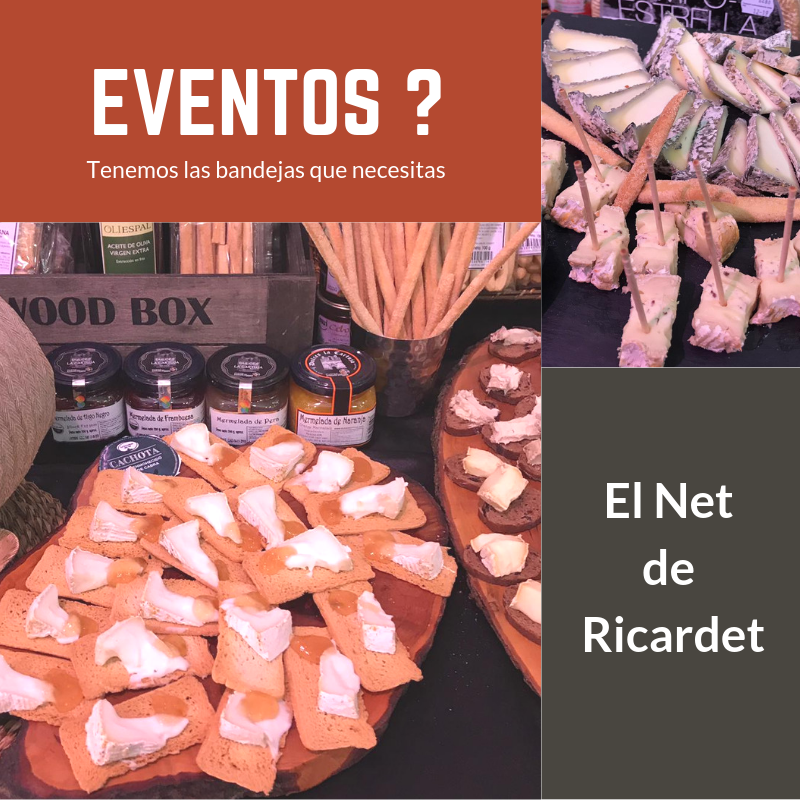 Carnidería y charcutería El Net de Ricardet