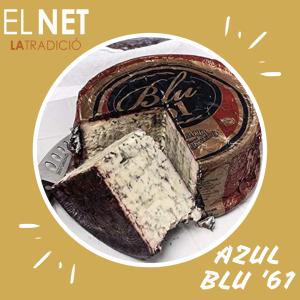 el net  queso AZUL BLU '61 post fb e inst